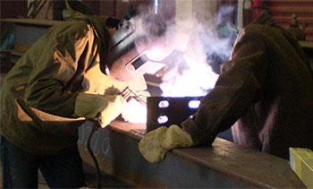 Изготовление металлоконструкций юнипром